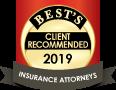 Best Insurance Attorney Award
