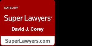 David Corey Super Lawyers