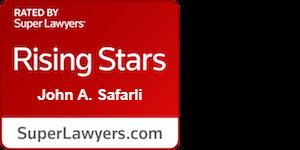 John Safarli Super Lawyers