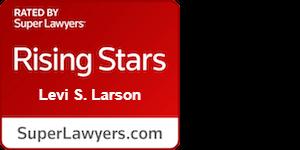 Levi Larson Super Lawyers