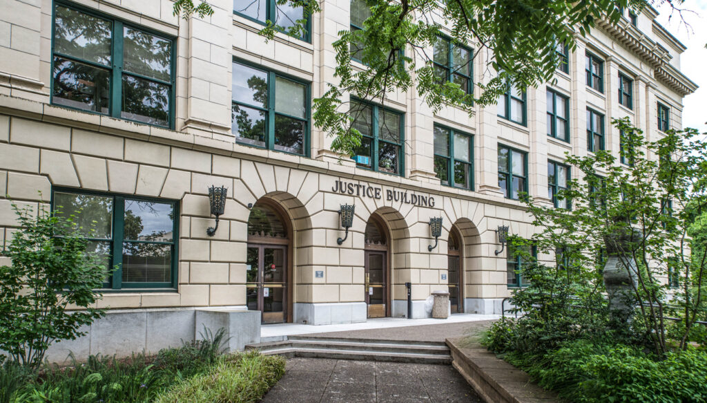 Oregon Justice Building