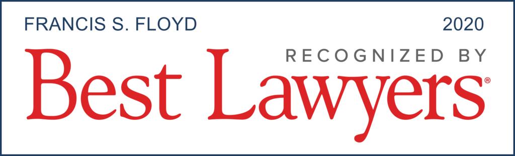 Floyd - Best Lawyers Award